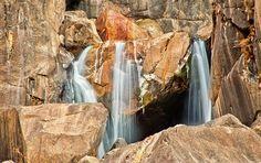 Bridalveil Fall In Yosemite Np Photograph by Sankar Raman