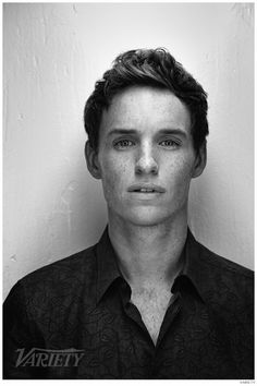 Eddie Redmayne Covers Variety with Photo Shoot to Promote The Theory of Everything