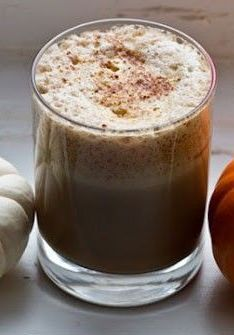 Chai latte from Love With Food!