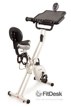 Find helpful customer reviews and review ratings for FitDesk v2.0 Desk Exercise Bike with Massage Bar in Sporting Goods, Fitness, Running & Yoga.