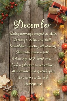 early christmas sayings Christmas Makes, Christmas Quotes, Christmas Bells, Christmas Pictures, Seasons Months, Months In A Year, Four Seasons, 12 Months, December Poems
