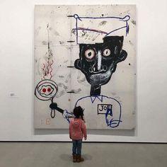 Jean Michel Basquiat Eyes and Eggs, 1993