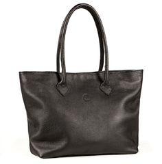 melikafashion.com | CLASSIC TOTE BAG IN BLACK