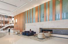 4 hospital lobbies provide a healthy perspective | Building Design ...