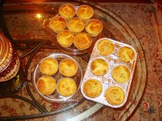 Yazdi Cupcakes fresh out of the oven!! Made by me!! :)