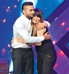 Honey Singh, who had kept his wife Shalini away from media glare, is now finally stepping out with his better half