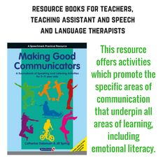 This sourcebook covers the key areas outlined in the Spoken Language National Curriculum and includes access to supporting online resources 👉 https://www.speechmark.net/shop/making-good-communicators  #Teachers #TA #TAs #SLTchat