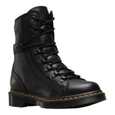 Dr Martens Coraline Boots (Black)