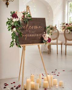 Elegant Wedding, Dream Wedding, Classy Wedding Ideas, Romantic Wedding Decor, Wedding Altars, Winter Wedding Ideas, Vintage Winter Weddings, Romantic Wedding Inspiration, Whimsical Wedding