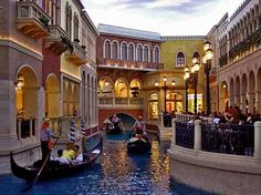 Best trip Mike and I ever took together was to Las Vegas for our Ten year!  This is where we stayed... The Venitian!