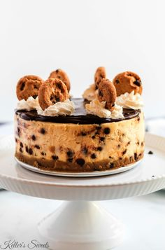 List Of Desserts Menu to Desserts Recipes For Thanksgiving past Dessert Recipes Apples each Greek Desserts List Cookie Dough Cheesecake, Cookie Dough Recipes, Cheesecake Recipes, Instapot Cheesecake, Cookie Dough Cake, Instant Pot, Chocolate Chip Cookies, Chocolate Cheesecake, Chocolate Chocolate