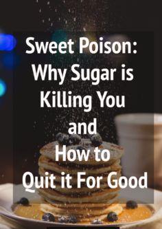 10 most effective ways to kill sugar addiction for good!!