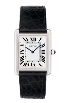 Reloj Tank Solo, de Cartier