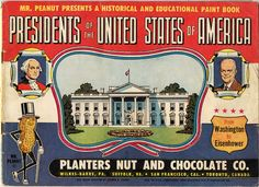 Presidents of the United States of America by Planters, 1953