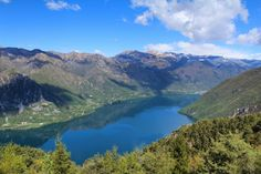 Lago d'Idro in Idro, Lombardia