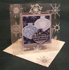 Love to Stamp & Scrap: Welcome to the Stampin' Addicts Holiday Mini Blog Hop!