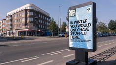 BMW launched 'The Moving Billboard' to get your car ready for winter! /a BMW ha lanciato 'The Moving Billboard' per rendere la vostra auto pronta per l'inverno