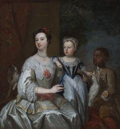 Unusual Historicals: African Servants in England