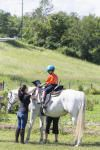 With horses and iPads, autistic children learn to communicate