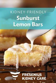 Low Sodium Desserts, Diet Desserts, Dessert Recipes, Low Salt Desserts, Low Sodium Snacks, Davita Recipes, Kidney Recipes, Diet Recipes, Cookies