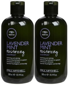 I got a sample of this and I love it.  Paul Mitchell Tea Tree Lavender Mint Shampoo