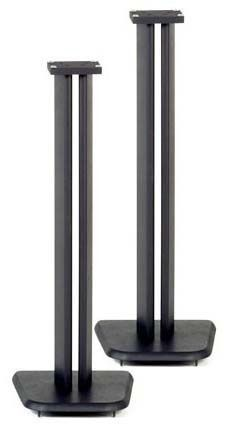 wood technology speaker stands