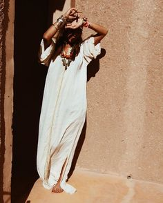 South ...#bakchicontour #kaftan #berber