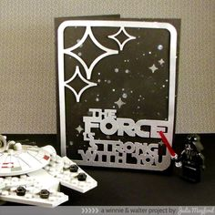 The Force is Strong with You - Scenery: Big Bang Confetti stamp set and Big Bang Confetti - Cut That Out digital cutting files from Winnie & Walter @Winnie_walter  #winniewalter