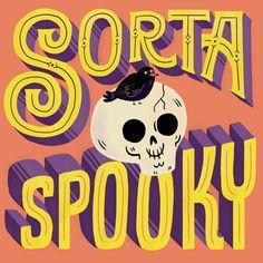 Something sorta spooky. ��