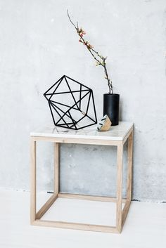 The cube table