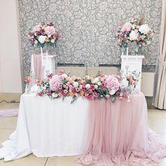 Trendy Ideas For Nature Wedding Ceremony Receptions Head Table Wedding, Bridal Table, Wedding Table Decorations, Wedding Ceremony, Our Wedding, Dream Wedding, Sweet Heart Table Wedding, Wedding Colors, Wedding Flowers
