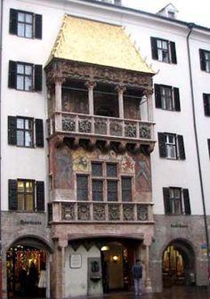 Viagens & Imagens: Europa: Innsbruck, capital do Tirol e tesouro dos Alpes