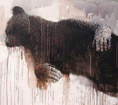 x Acryl and oil on canvas… Art Studies, Art Education, Oil On Canvas, Moose Art, Fine Art, Artist, Inspiration, Beauty, Photo Illustration