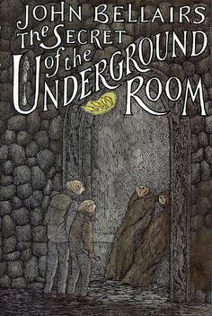 "Edward Gorey-also wrote ""the house with the clock in the wall"". Grades 5-8.  Ish."