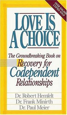 Recovering codependent dating