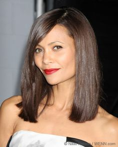 Stop searching for the perfect medium-length hairstyle! These gorgeous celebrities (Anne Hathaway, Gwyneth Paltrow, Heidi Klum, and more) offer stylish inspiration for medium-length haircuts.