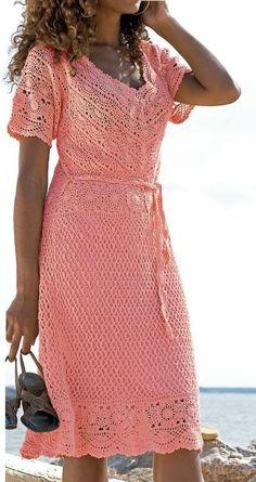 Original pink dress style