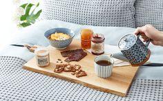 Ein Frühstück im Bett - URBANARA Online-Magazin