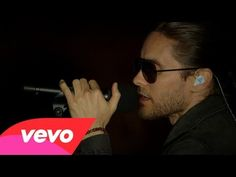 Thirty Seconds To Mars - Night of the Hunter (VEVO Presents) love this song l ok live!!!!