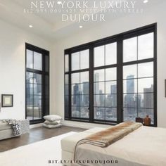 From @luxurydujour Experience international luxury FOLLOW US. Midtown NY-$12995000. 425 West 50th Street. Chris Poore Sotheby's International Realty Bit.ly/LuxuryDujour. Penthouse A at Stella Tower is truly a gem atop a masterpiece. This magnificent 3 bedroom 3 bath and 2 half bath residence has been thoughtfully laid out for the ultimate form of luxury living.