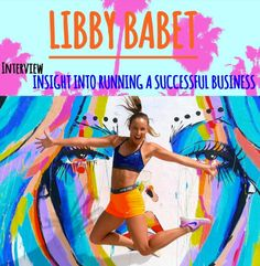 We interviewed Libby Babet, the newest trainer on The Biggest Loser Transformed. Libby is very much a career driven women, already owning two successful businesses (BUF Girls & AGOGA). We wanted to get some insight into her day to day life as a business owner and find out what drives her to be so successful in what she does.