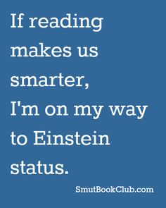 Daily Affirmation: Reading Makes Us Smarter