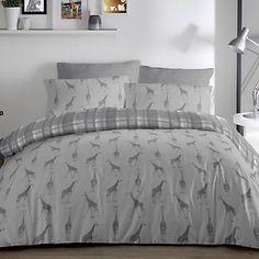 Giraffe Duvet Set Bed Duvet Covers, Duvet Sets, Duvet Cover Sets, Grey Bedroom Decor, Grey Bedding, Giraffe Print, Gray Background, Pillow Cases, How To Draw Hands