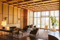 Northwest Modern: Aubrey Watzek House Sitting Room — Portland, OR