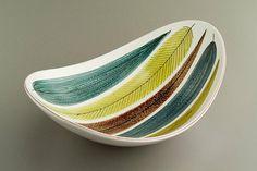 Bowl designed by Stig Lindberg for Gustavsberg, 1950's