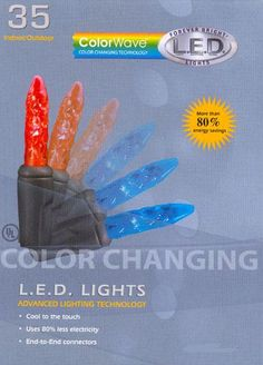 FB Mini Ice Color Changing Red to Blue 35