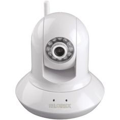 Lorex LNZ4001i Wireless Pan Tilt Easy Connect Network Camera (White) by Lorex. $185.00. From the Manufacturer                          Product Description  From the Manufacturer   Easy Connect Network Video Security  Key Features  The easy to connect, easy to use wireless network camera Connect. Detect. View. Remote viewing anywhere, any time  Remote viewing on Mac Perfect for home, pets, kids, and business Easy Connect Auto Port Forwarding Wizard Advanced feature...