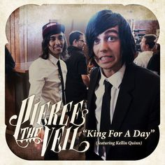 This song is absolute perfection<3 I'm so glad PTV decided to collaborate with Kellin Quinn from SWS for it :)