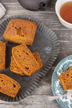 Ricetta Plumcake alla zucca - Labna