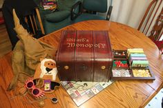Wizard's Monopoly  Harry Potter Full Game Built to di CustomLumos, $1000.00